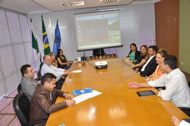 FOMENTO - Referência em empreendedorismo, PG recebe prefeitos nordestinos