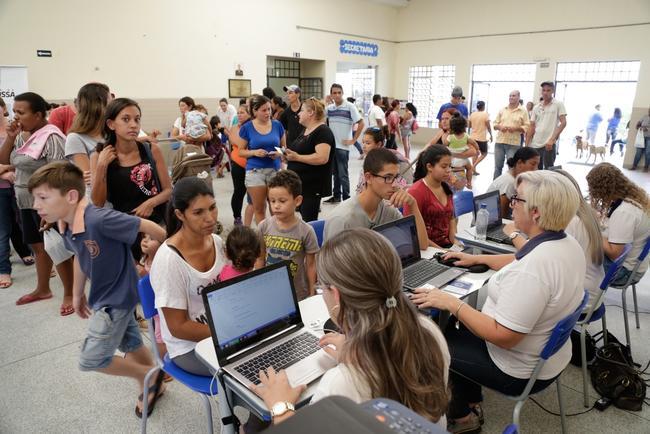 Prefeitura promove Agência da Cidadania na região Santa Mônica