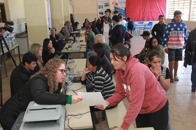 SERVIÇOS: Neves recebe Agência da Cidadania amanhã com oferta de mais de 100 vagas de emprego