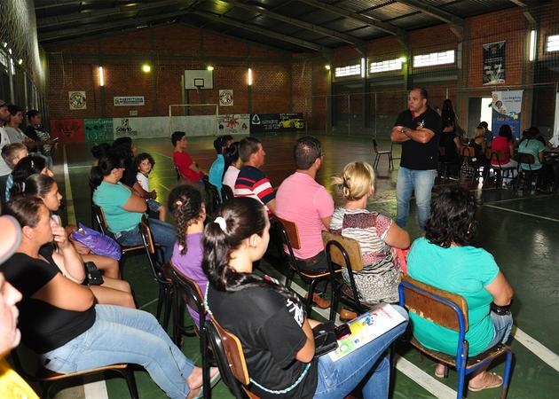 Projeto Agencia no Bairro visitará essa sexta-feira, (15) o Santa Luzia, na Creche Maria Imaculada