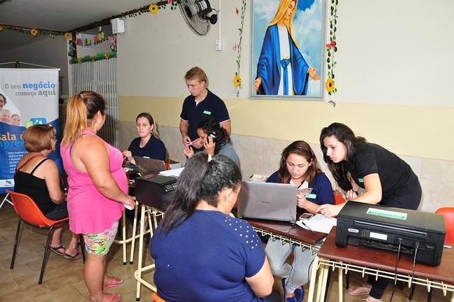 A Segunda edição do Projeto Agência nos Bairros teve 127 atendimentos nesta sexta-feira (15)