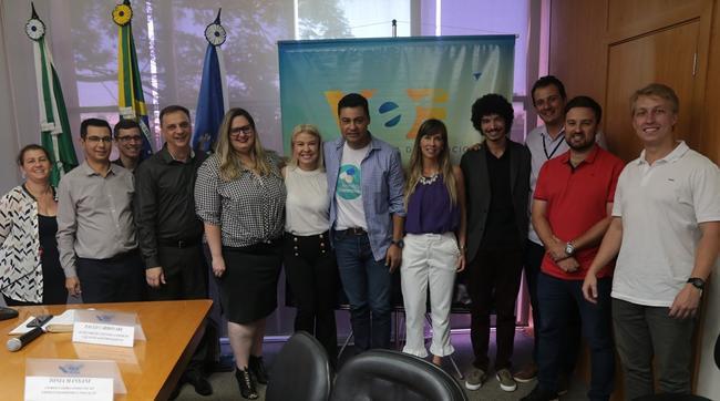 Prefeitura lança a primeira Aceleradora de Negócios municipal do Paraná