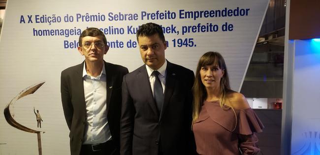 Marcelo Rangel é reconhecido nacionalmente como Prefeito Empreendedor