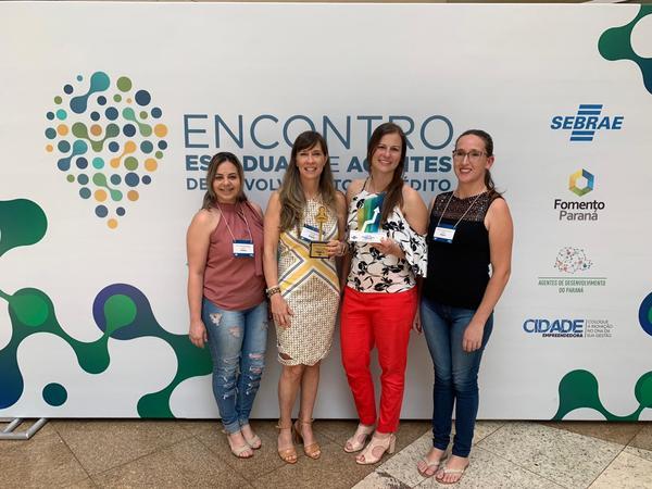 Política de incentivo ao empreendedorismo de PG recebe reconhecimentos do Sebrae e Fomento Paraná