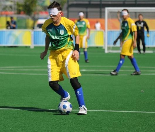 Ponta Grossa recebe o Regional Sul de Futebol 5 para Cegos ... 9953c7d61a9d4