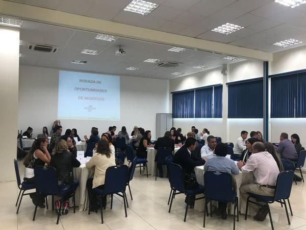 """""""Rodada de Oportunidades"""" promove network entre MEIs"""
