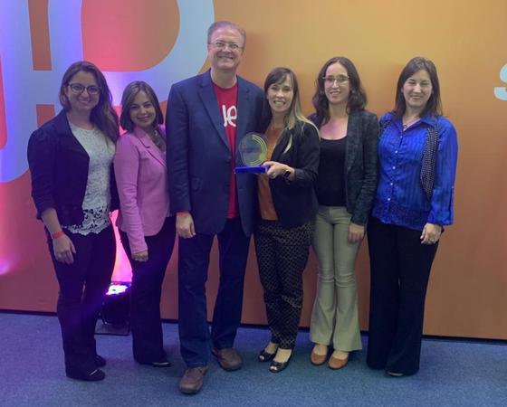 Sala do Empreendedor de Ponta Grossa recebe Selo de Ouro em Atendimento do Sebrae-PR