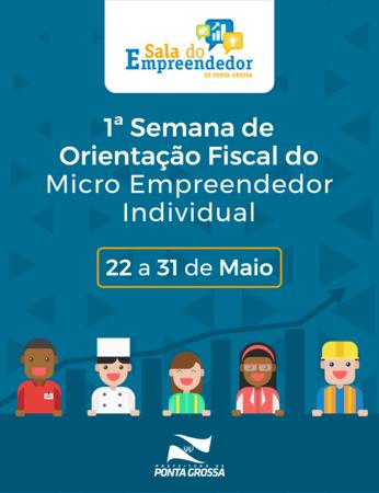Município promove mais um evento voltado ao Microempreendedor Individual