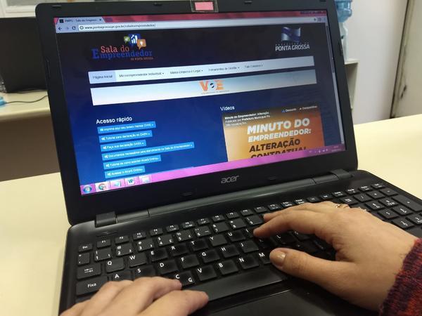 Sala do Empreendedor Digital oferece serviços online